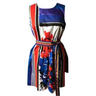 Red Valentino cotton shift dress