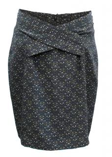 Kenzo Eye Print Mini Skirt