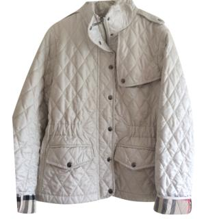Burberry jacket coat