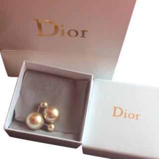 Tribal Dior earrings