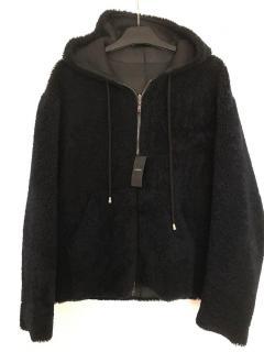 Joseph Reversible Wolf Sheepskin Merinos Jacket