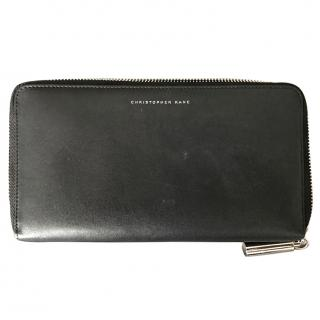 Christopher Kane Boxed Leather Purse
