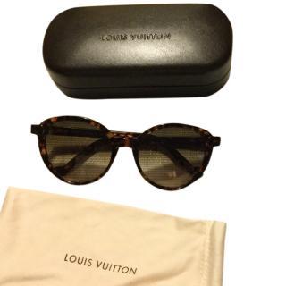 Louis Vuitton Ava Dark Tortoise Sunglasses