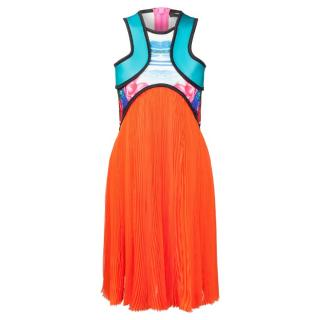 Dsquared2 pleated dress