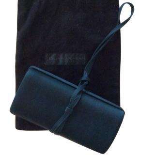 Donna Karan evening clutch bag.