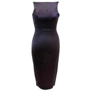 Agent Provocateur Navy Mona Dress