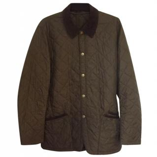 BARBOUR HERITAGE QUILTED JACKET
