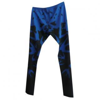 Mcq Alexander Mcqueen swallow leggings