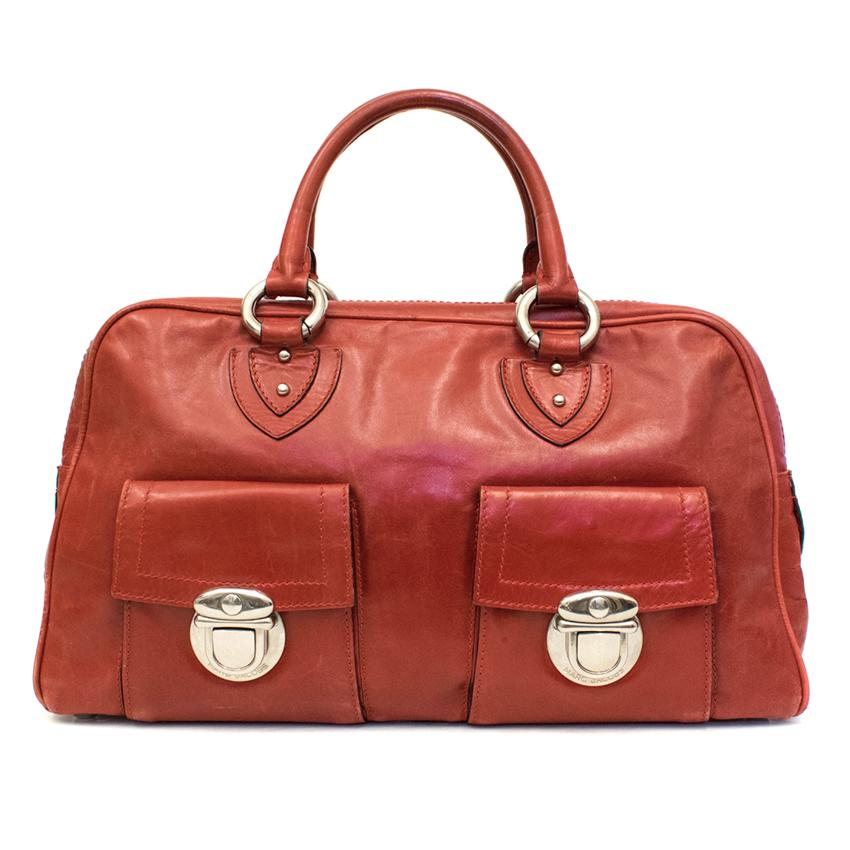 Marc Jacobs Red Handbag