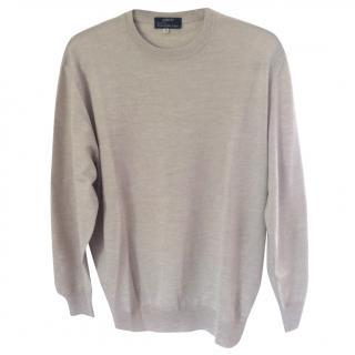 Ermenegildo Zegna Lightweight wool jumper