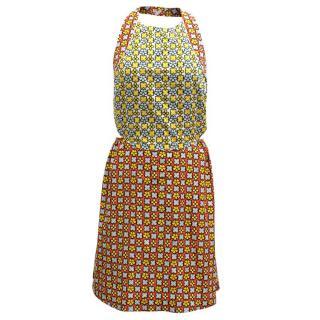 See by Chloe Print Backless Mini Dress