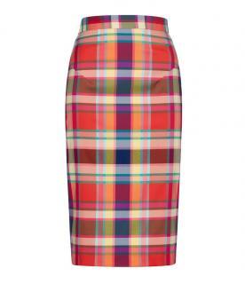 Vivienne Westwood Harlequin Classic Skirt size