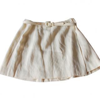 Max Mara Linen Summer Skirt