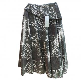 Farhi cotton skirt