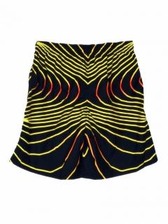 Christopher Kane multicolour board shorts