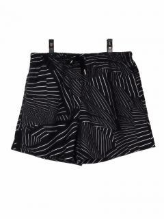Christopher Kane pin stripe swim shorts