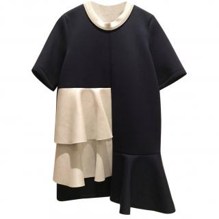 Marni Tiered Mini Dress