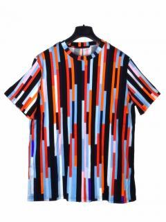 Christopher Kane allover multicolour T-shirt