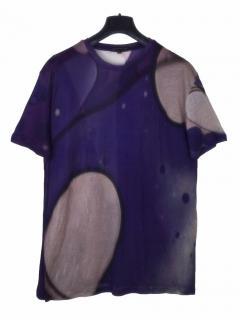 Christopher Kane multicolour dip dye T-shirt