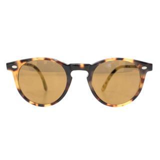 Avrone for Chopard Tortoise Shell Sunglasses