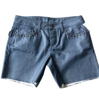 Zadig & Voltaire denim shorts