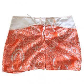 La Perla Studio mini skirt.