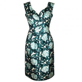 AQUASCUTUM silk dress, size 10