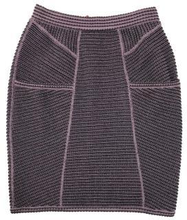 Missoni Purple Skirt