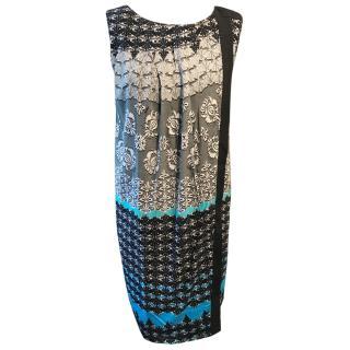 Byblos Silk Tunic Dress