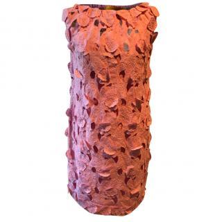 Catherine Malandrino Cotton Pink Dress