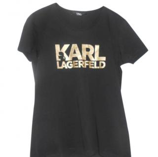 Karl Largerfeld top