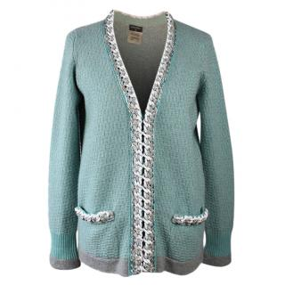 Chanel cashmere cardigan