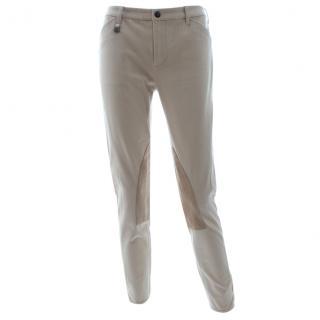 Ralph Lauren Stretch-Cotton Jodphur Trousers
