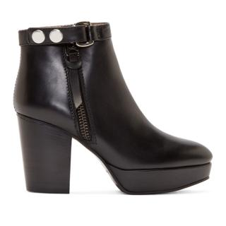 Acne Studios Orbit boots black size 37