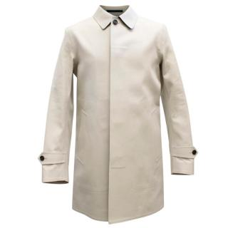 Burberry Stone Trench Coat