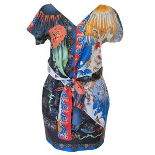 Carven Printed mini dress