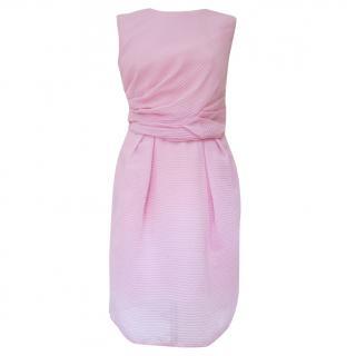 Carven pink dress