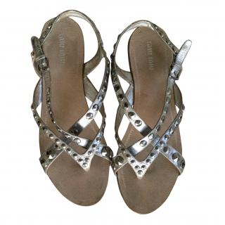 Miu Miu ancient greek style sandals