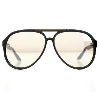 Gucci 3D Aviator Glasses