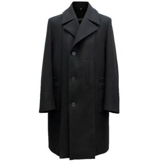 Jean Paul Gaultier Black Transformable Coat