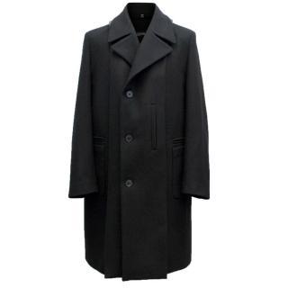 Jean Paul Gaultier Black Transformable Coat