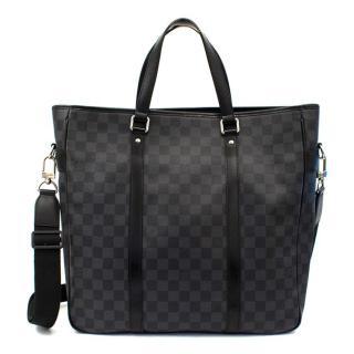 Louis Vuitton Men's Damier Graphite Bag