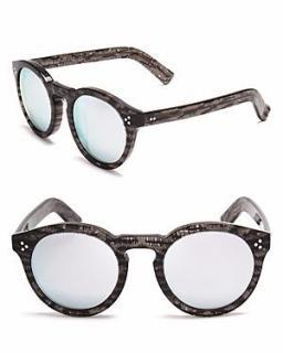 Illesteva Mirrored Leonard Ii Sunglasses