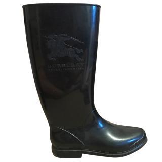Burberry Wellington rain boots