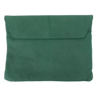 Burberry Prorsum Men's Bottle Green Document Wallet