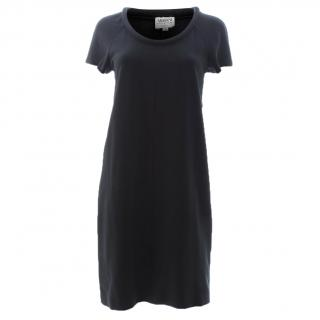Armani Collezioni Short Sleeved Jersey Shift Dress