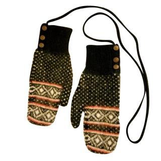 Rag & Bone Grayling Fair Isle Mittens