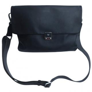 Anya Hindmarch Soft leather satchel clutch bag with strap