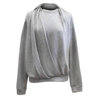 Alexander Wang Grey Sweatshirt