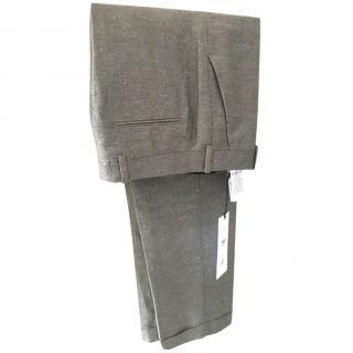 Nicole Farhi cropped trousers